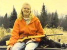 Angie Rundle's  first deer.