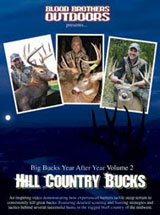 Hill Country Bucks DVD