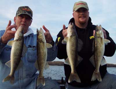 Wisconsin Walleyes